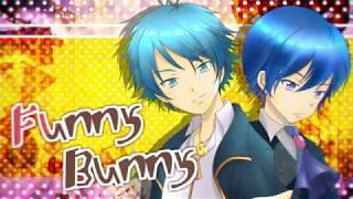 【青組】Funny Bunny【cover】