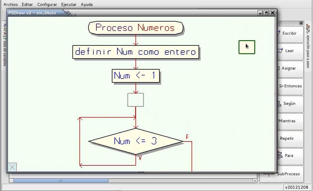 Diagrama de flujo con pseint youtube diagrama de flujo con pseint ccuart Gallery