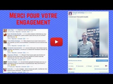 3 conseils pour parler français en public (rediffusion d'un direct)
