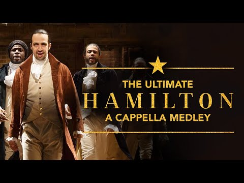 Hamilton - An Acappella Medley - Peter Hollens & Co.