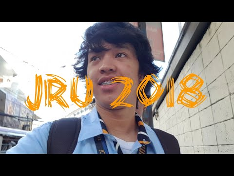 FIRST DAY SA JRU !!! (FIRST DAY OF CLASS 2018)