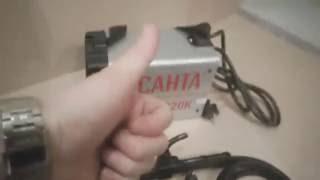 видео Сварочный аппарат ресанта саи 220