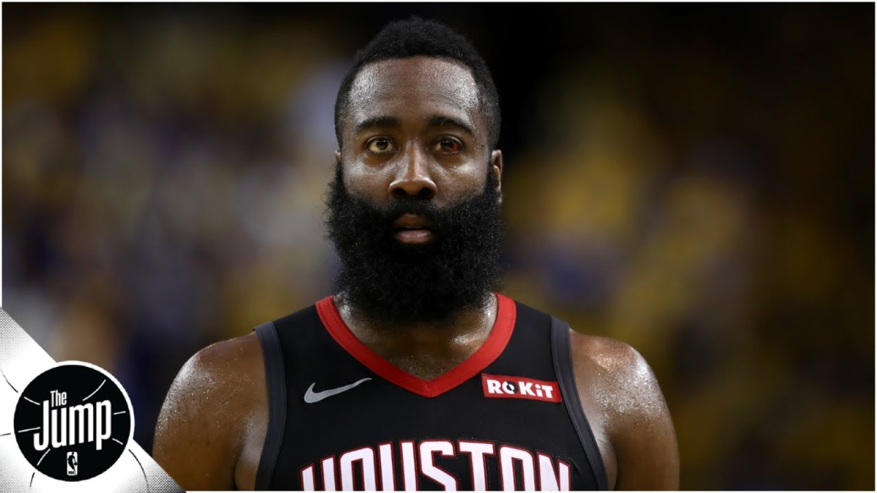 James Harden's Game 5 disappearing act is why he's not my MVP this year - Stephen Jackson | The Jump
