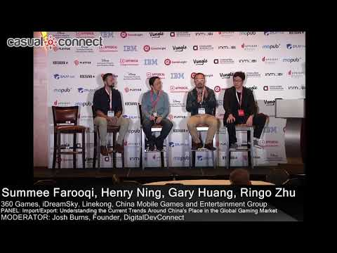 Understanding the Current Trends Around China's Place in the Global Gaming Market | PANEL