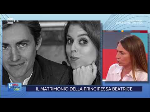 Il matrimonio della principessa Beatrice - La vita in diretta Estate 22/07/2020