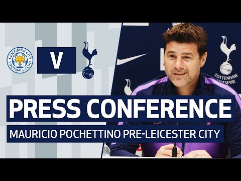 PRESS CONFERENCE | MAURICIO POCHETTINO PREVIEWS LEICESTER CITY