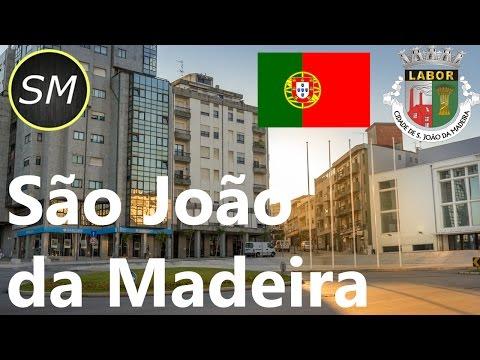 Descobrir Portugal: Aveiro - São João da Madeira