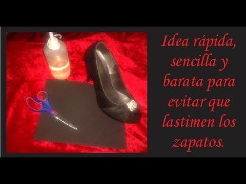 Y Para Idea Que Lastimen Zapatos Barata RápidaSencilla Los Evitar 3AjqLR54