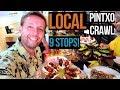 EPIC Local San Sebastian Pintxo Crawl (9 stops!)