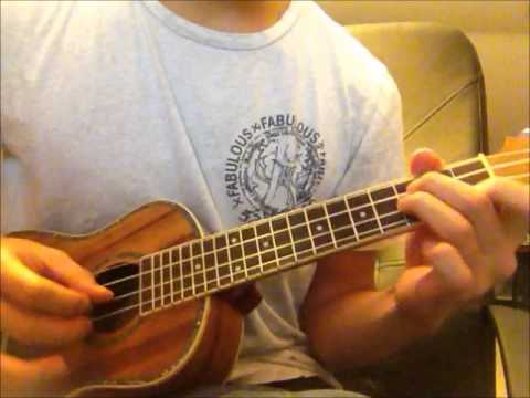 Spongebob Squarepants Closing Theme Song (Ukulele Cover)+TABS