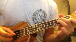 Download Spongebob Squarepants Closing Theme Song (Ukulele Cover)+TABS MP3 song and Music Video
