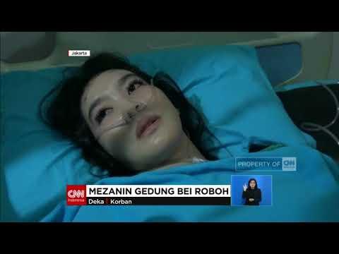 Cerita Duka Korban Mezanin Roboh di Gedung BEI