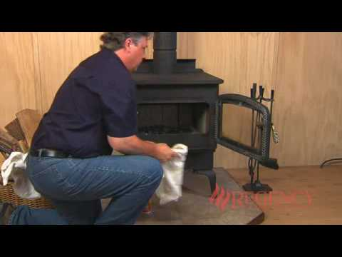 Cleaning  Maintaining Your Wood Stove  YouTube