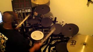 The Temptations - This Is My Promise (Drum Cover)