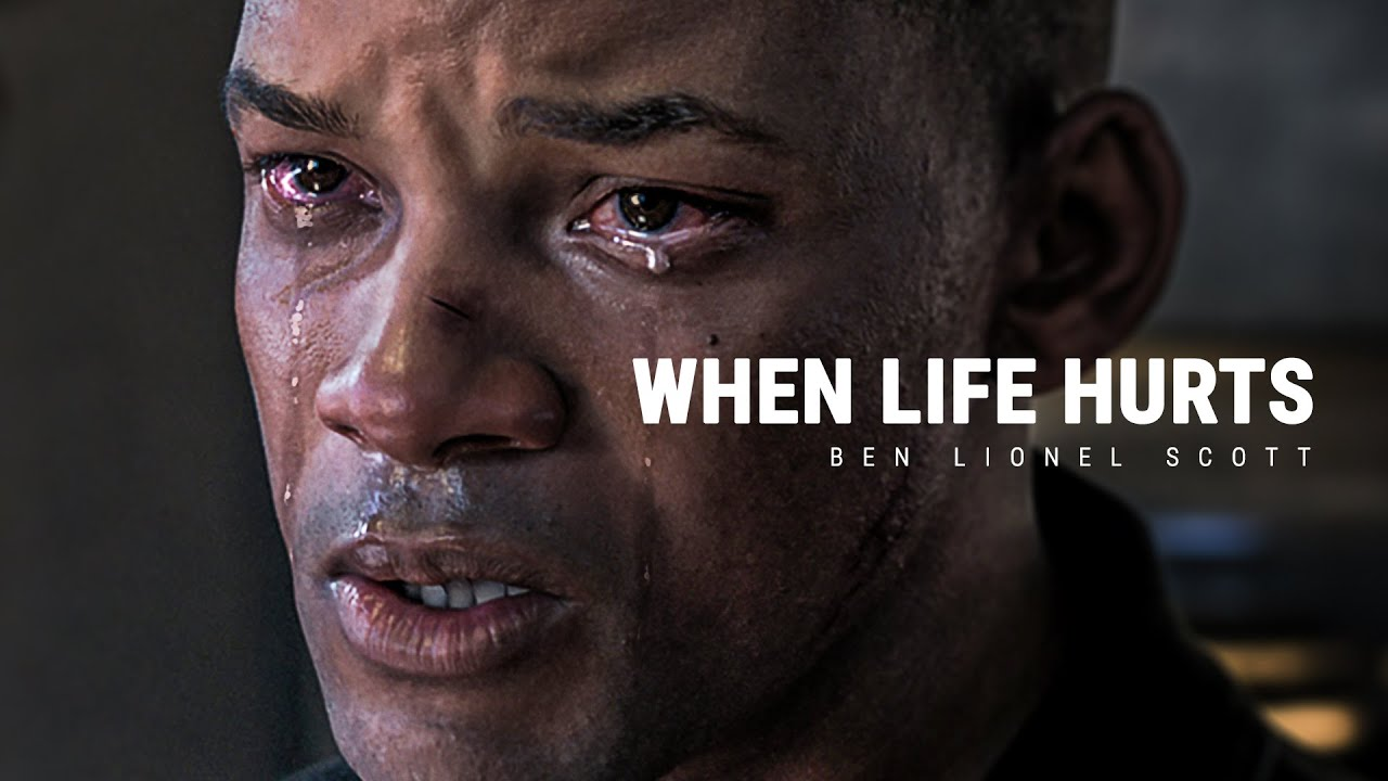 WHEN LIFE HURTS - Powerful Motivational Speech