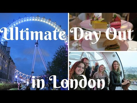 BIRTHDAY SURPRISE! ULTIMATE DAY OUT IN LONDON