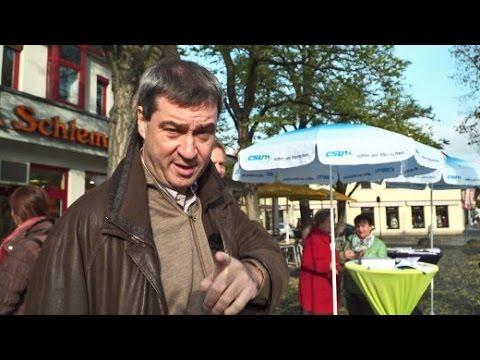 """Der ewige CSU-""""Prinzling"""" Söder: """"Bin halt keine Heulsuse"""""""