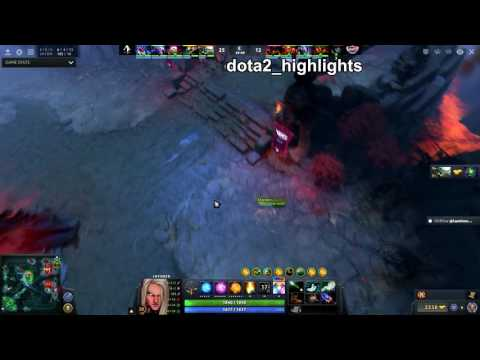 faceless vs TnC, iceiceice rampage and second game Nyx sneaky kill