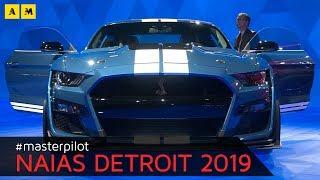 Mustang Shelby GT500   700 CV per la Ford più potente di sempre [ENGLISH SUB]