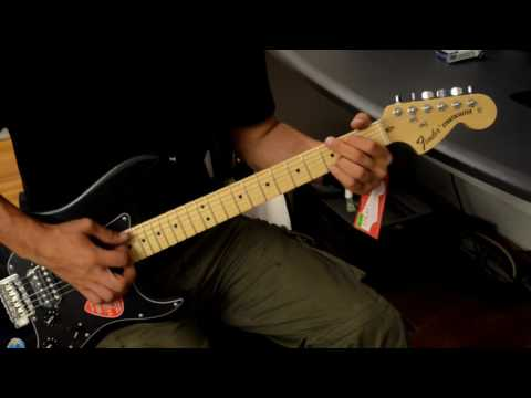 Fender American Special Stratocaster HSS unboxing / review / sound check