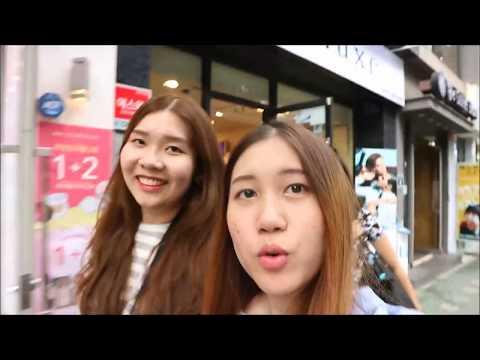 เที่ยวเกาหลี2017แบบSlowlife   บิน Korean Air