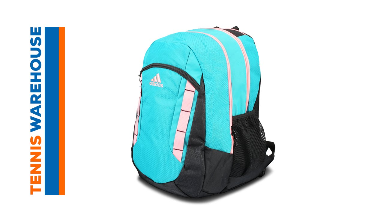 36d0f2d466 adidas Excel Backpack Bag - YouTube