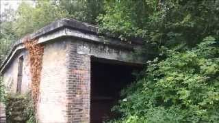 Tour of the ruins and forrest of the Lonnekergberg Enschede