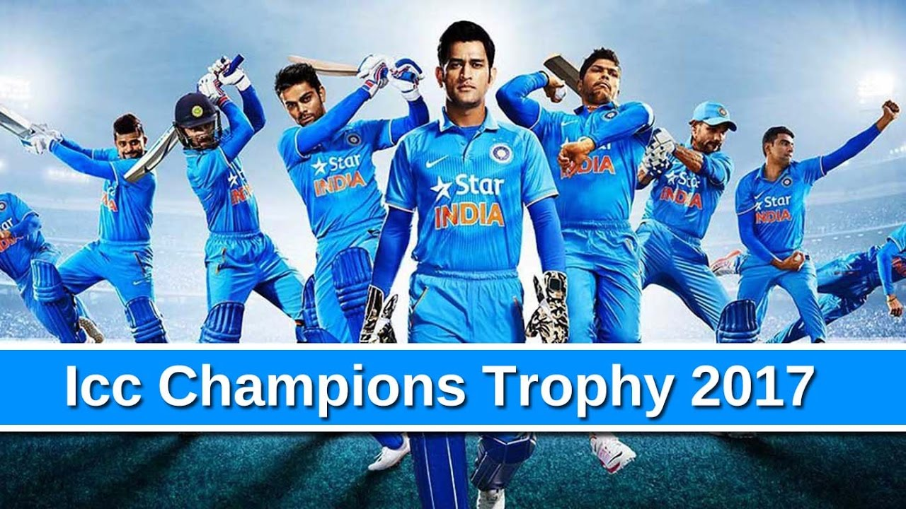ICC Champions Trophy 2017 Probable Indian Squad