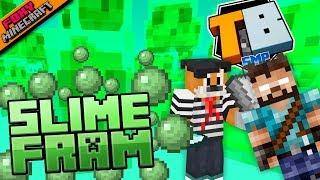 SLIME FARM | Truly Bedrock [1-17] | Minecraft Bedrock Edition SMP (MCBE)