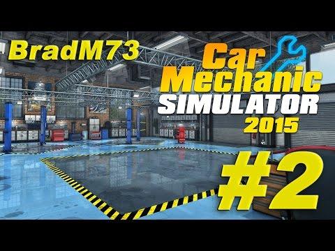 Car Mechanic Simulator  Getting Started