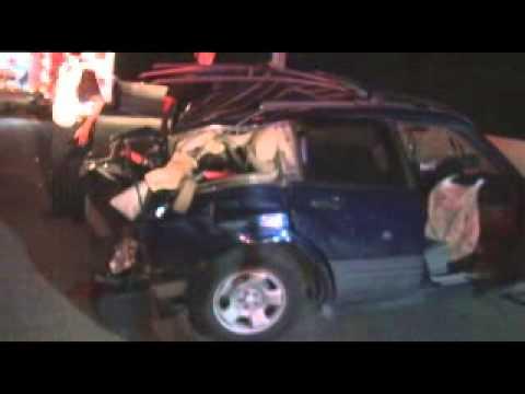 06 10 14 Major Accident on I-10 East/Baytown