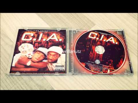 C.I.A. - We Get Crunk In Here