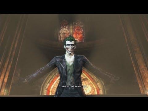 Batman Arkham Origins Ending / Final Cutscene and Credits [HD]