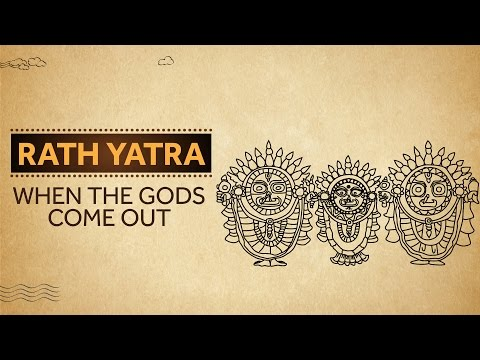 Rath Yatra - When the Gods Come Out