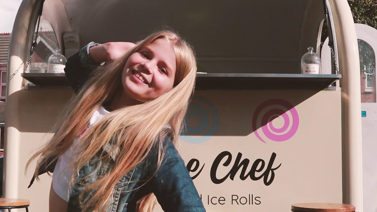 The Ice Chef: Kids Parties