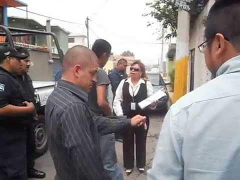 ABUSO DE EJECUTORA ROSARIO HERNANDEZ - CHIMAHUALCAN