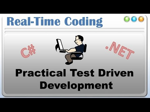 Real-Time Coding With Jeremy Clark - Test Driven Development