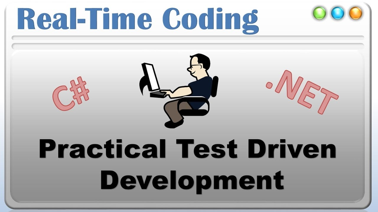 Real time coding with jeremy clark test driven development youtube real time coding with jeremy clark test driven development baditri Images