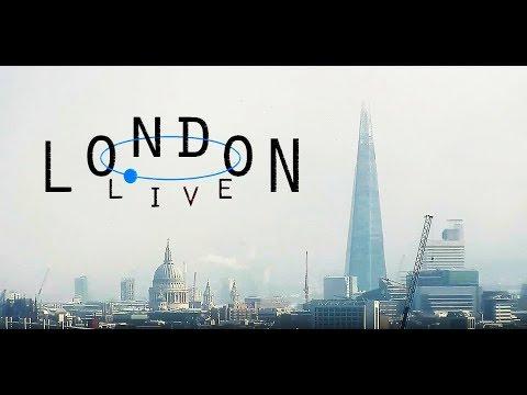 🔴 London Live City Tour Cam New: London Live™ London Panoramic™ Fine Cine™ ©2018