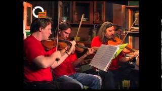 Квартирник с группой PoZitive Orchestra на телеканале O2TV 30 сентября 2007 год