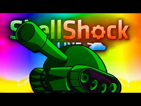 BACKBOARD SHOT GONE WRONG! - ShellShock Live!
