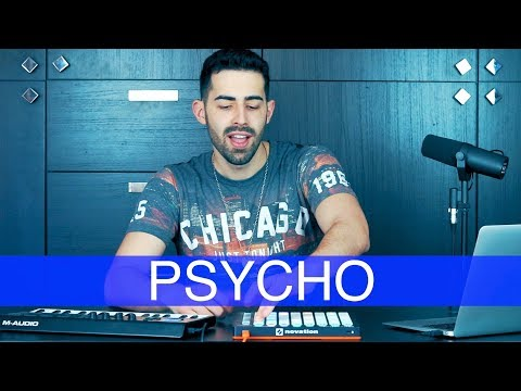 PSYCHO - Post Malone Ft. Ty Dolla $ign   Guille Moreno Cover