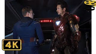 Ты Немного Пропустил, пока был Капитаном Сосулькой   Мстители   4K ULTRA HD