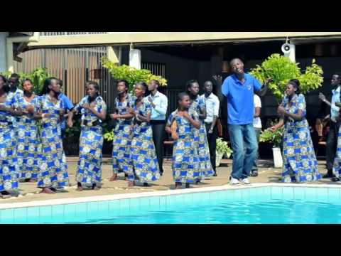 Usiogope Agape choir37 eme CADC