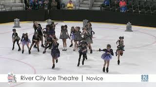 2019 River City Ice Theatre Novice FS