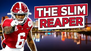 DeVonta Smith is a MONSTER but is his size an issue?