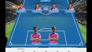 TeamPro Video Teamsheets