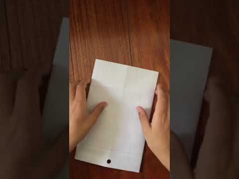 pokémon/yugio how to make tcg card binder from paper (1 by 1)