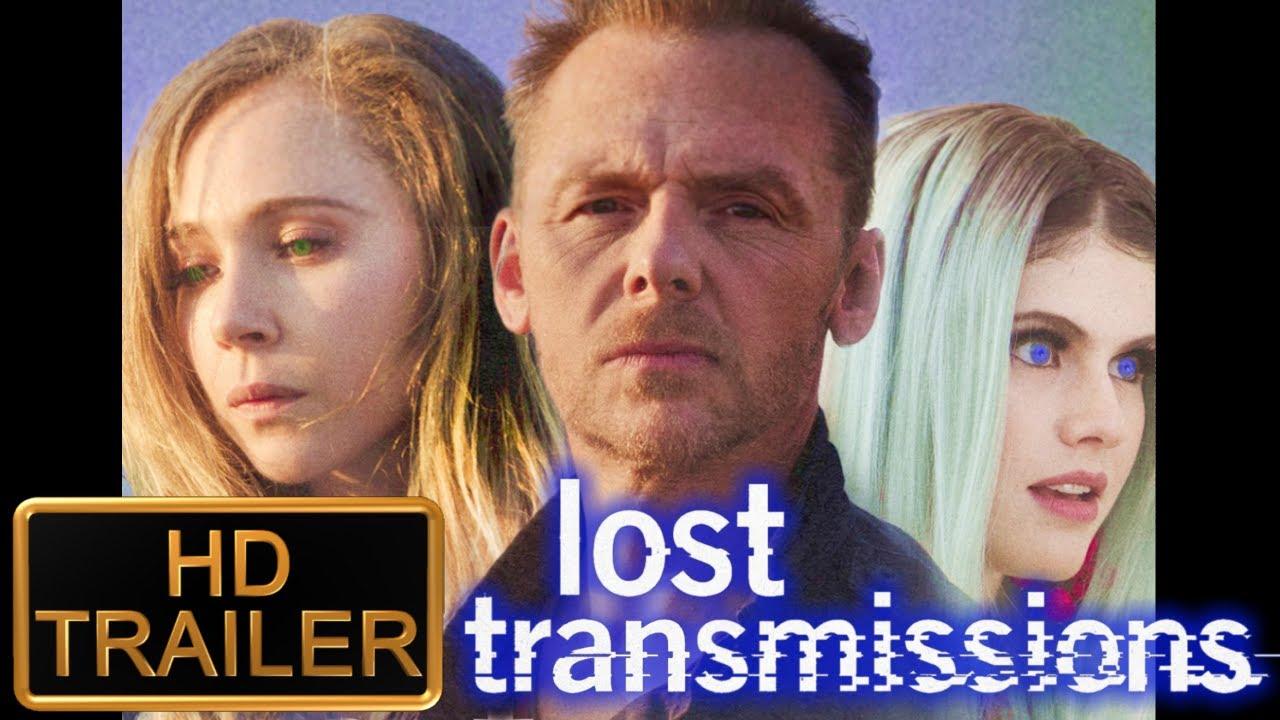 Download LOST TRANSMISSIONS HD Trailer (2020) New Simon Pegg, Alexandra Daddario Movie