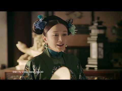 Diên Hy Công Lược Tập 43- Tập 44- Tập 45| Phim Hot cung đấu đặc sắc 2018
